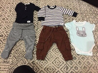 Country Road Baby Boy Clothing 0-3 Months