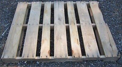Local Pick-Up ONLY - Miscellaneous Sized Wood Pallets - Buy-It-Now
