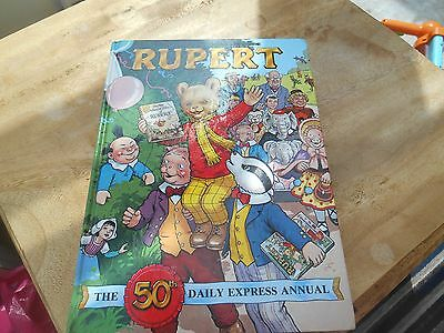 RUPERT The 50th Daily Express Annual