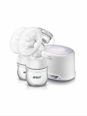 NEW! Philips Avent Twin Electric Natural Breast Pump | FREE EXPRESS POSTAGE!