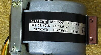 Sony Capstan Motor IC-624H1 pulled from a TC-280 Reel to Reel