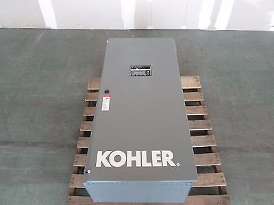 Kohler Decision-Maker MPAC 1200 Automatic Transfer Switch FREE SHIP BROKEN HINGE