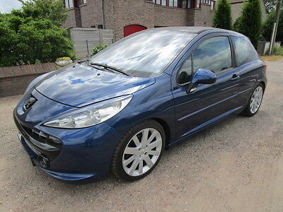 Peugot 207 1.6 16V 150Pk Full Option