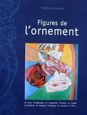 FRENCH BOOK : Figures ornament (antique sculpture, statue ...)