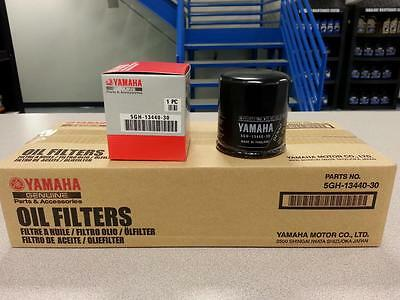 Yamaha Outboard 10-Pack 5Gh-13440-30-00 Oil Filters F115 F100 F90 F80 F75