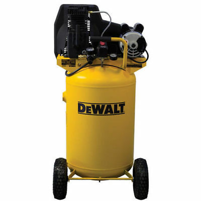DEWALT 1.9 HP 30 Gallon Oil-Lube Vertical Air Compressor DXCMLA1983054 New