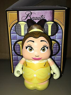 """Belle in Yellow Ballgown 3"""" Disney Vinylmation Beauty and the Beast Series 2"""