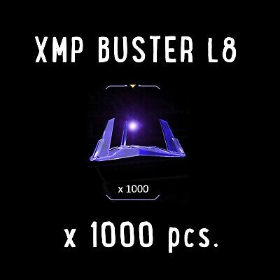 INGRESS XMP BUSTER L8 x 1000 pcs. PRIME*