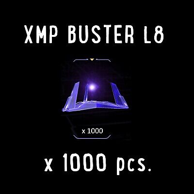 INGRESS XMP Buster L8 x 1000 pcs.