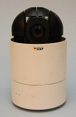 Axis 231D+ PTZ IP Network Dome Security Surveillance Video Camera Guaranteed