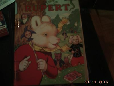 Rupert Bear Annual No 58 Collectors!