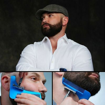 Pettine per Barba The Beard Bro Shaper Modella Definisce