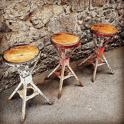 Evertaut industrial stools