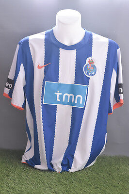 Porto Football Shirt Adult Home XXL Nike 10/11