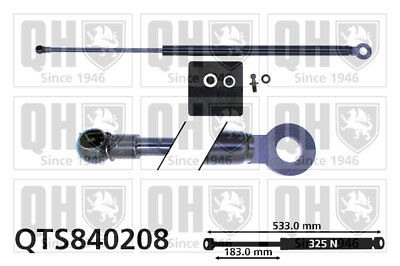 pack of one Blue Print ADK85802 Gas Spring for tailgate