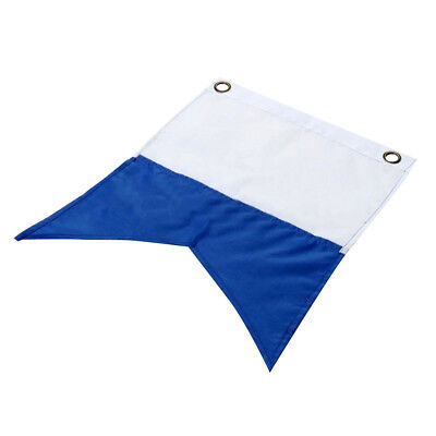 Large Dive Boat Flag Banner Sign Marker for Underwater Spearfishing Diving
