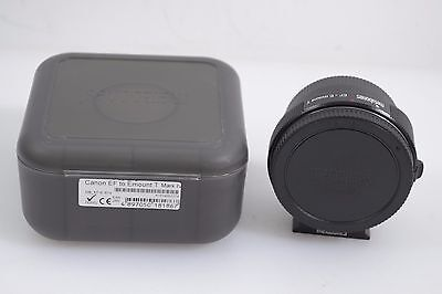Exc++ Metabones Canon Ef Lens To Sony E Lens Mount Adapter Mark Iv, In Case