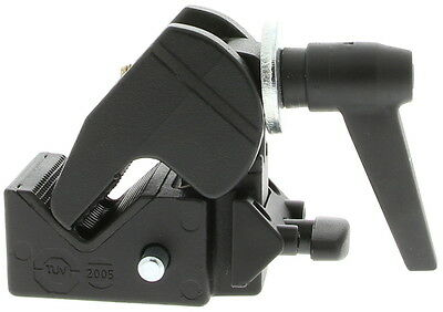 MANFROTTO Professional Lighting Support 035Z Super Clamp