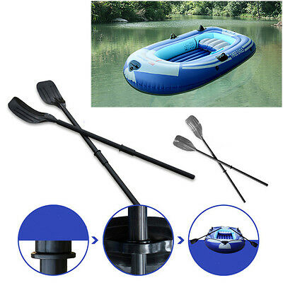 2-3 Person Boat Set Inflatable Holiday Dinghy Raft Rafting Boat +Pump +Oars UK