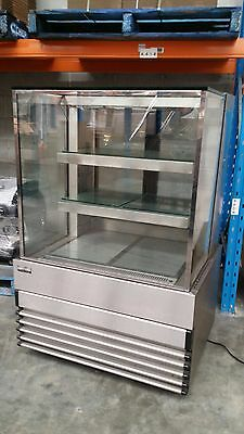 "LARGE COMMERCIAL DISPLAY FRIDGE ""Koldtech SQRCD15"""