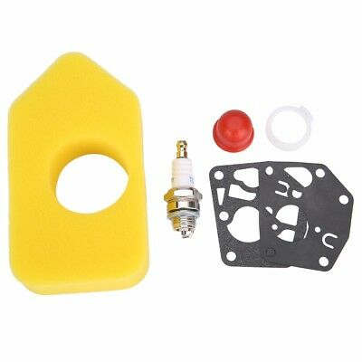 Carburetor Diaphragm Gasket Kit for BRIGGS & STRATTON 495770 795083 698369 Set