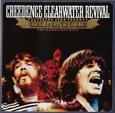 Creedence Clearwater Revival-Chronicle: 20 Greatest Hits-CD-John Fogerty-1800022