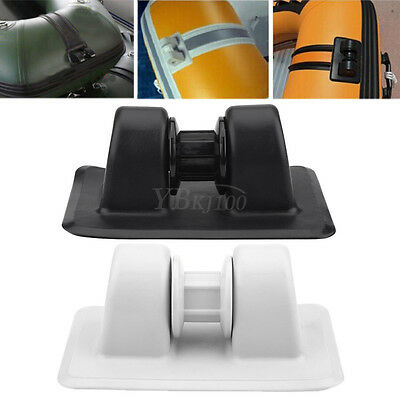 Anchor Tie off Patch Holder Anchor Row Roller for Inflatable Boats Kayak Water