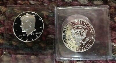 2012-S Silver Proof Kennedy Half Dollar