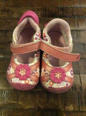 Stride Rite Baby Girl Pink Shoes Size Us 3m