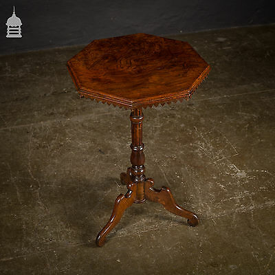 18th Century Rosewood Tripod Table