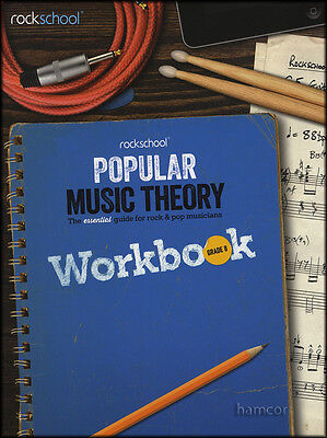 Rockschool Popular Music Theory Workbook Grade 8
