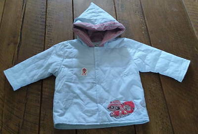 Baby Boy Fully Lined Jacket by Sucre d'Orge - Aged 9 Months