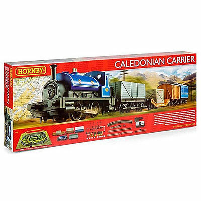 HORNBY Set R1140 Calledonian Carrier Train Set