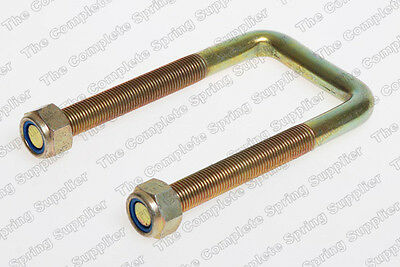 Leaf Spring U Bolt / Clamp 77802 Kilen Suspension Genuine Quality Replacement