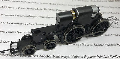 Hornby H132 Railroad Fowler 2P 4-4-0 Loco Drive Chassis