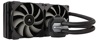 Corsair Hydro H110i GTX 280mm Performance Liquid CPU Cooler CW-9060020-WW