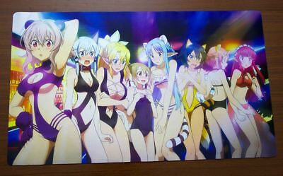 F1950 Free Mat Bag Sword Art Online TCG CCG Playmat SAO Large Game Mouse Pad