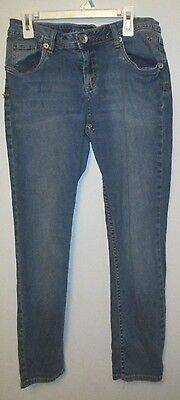 Guc Size 12 1/2 Girls Justice Jeans