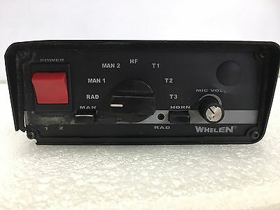 Whelen 295Slsa1 Engineering Diagnostic Enabled Siren (1060)