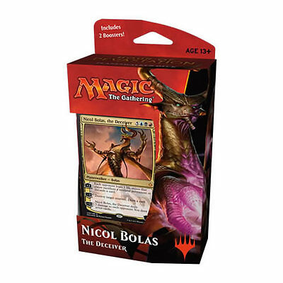 MTG Nicol Bolas, the Deceiver Planeswalker Deck from Hour of Devastation