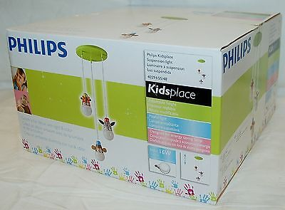 Philips Kidsplace Zoo Animal Suspension Light Ceiling Lamp nursery giraffe zebra