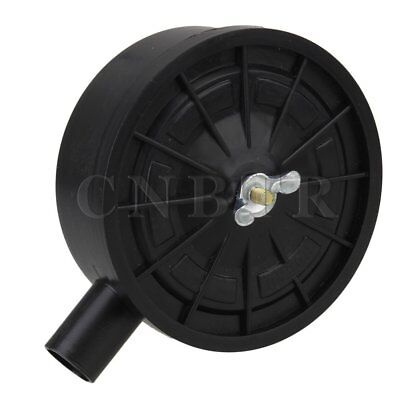 CNBTR Air Compressor Intake Filter Muffler Black