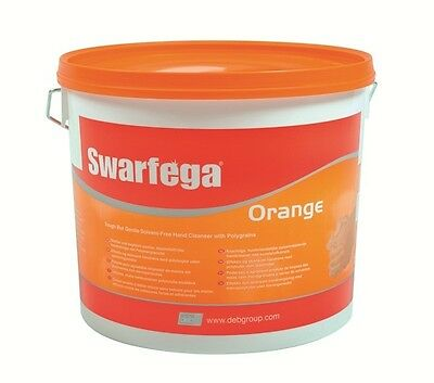 Orange Hand Cleaner 15 Litre Tub SOR15L Swarfega Genuine Top Quality Product New