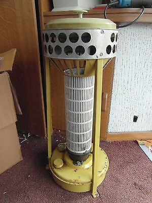 Vintage Retro Aladdin  Treble 0 One paraffin kerosene oil heater
