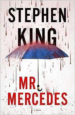 Mr. Mercedes by Stephen King (2014, Hardcover) - 1st Printing!