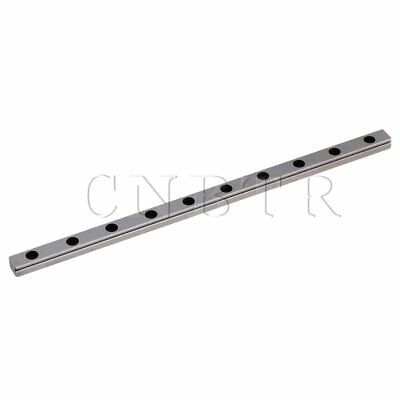 CNBTR 20cm Length MGN9 Bearing Steel Linear Sliding Guide Silver