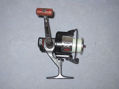 Daiwa Whisker Tournament SS-750 Spinning Reel Used Great Condition