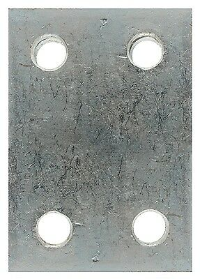 2 Inch Drop Plate Zinc Plated 230 Maypole Genuine Top Quality Product New
