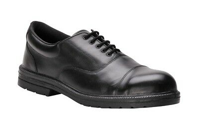 575 Executive Oxford Shoe Uk 9 FW47BKR43 Portwest Genuine Top Quality Product