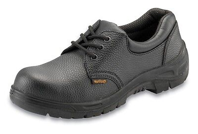 Safety Shoes - Black - UK 5 Worktough 201SM05 New